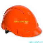 Nón bảo hộ Hc43 Màu cam, Lh 0934.424.525 $%$%